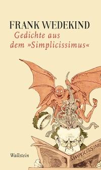"""Cover Gedichte aus dem """"Simplicissimus"""""""