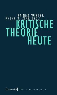 Cover Kritische Theorie heute