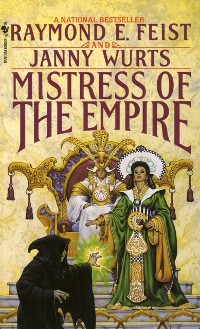 Cover Mistress of the Empire