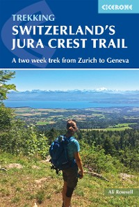 Cover Switzerland's Jura Crest Trail