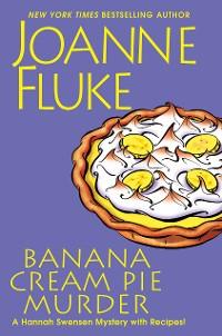 Cover Banana Cream Pie Murder