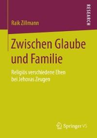 Cover Zwischen Glaube und Familie
