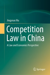 Cover Competition Law in China