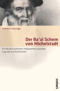 Cover Der Ba'al Schem von Michelstadt