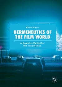 Cover Hermeneutics of the Film World