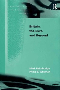 Cover Britain, the Euro and Beyond