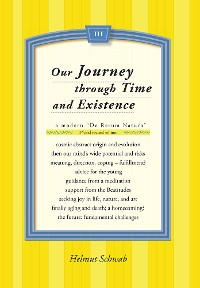 Cover Our Journey Through Time and Existence