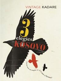 Cover Three Elegies For Kosovo