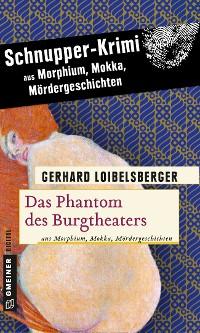 Cover Das Phantom des Burgtheaters