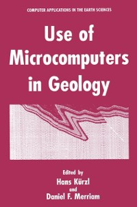 Cover Use of Microcomputers in Geology