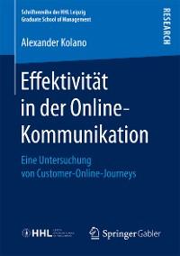 Cover Effektivität in der Online-Kommunikation