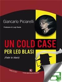 Cover Un cold case per Leo Blasi
