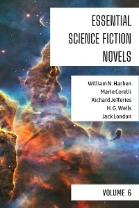 Cover Essential Science Fiction Novels - Volume 6
