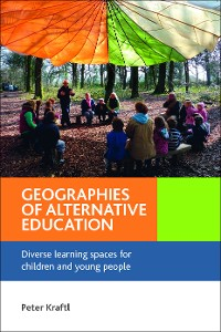Cover Geographies of alternative education