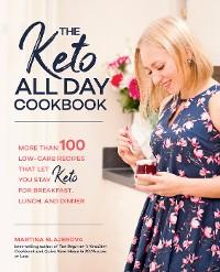 Cover The Keto All Day Cookbook