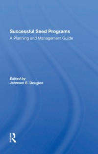 Cover Successful Seed Programs