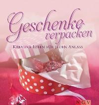 Cover Geschenke verpacken