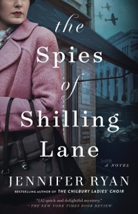 Cover Spies of Shilling Lane