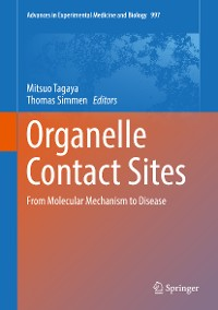 Cover Organelle Contact Sites