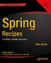 Cover Spring Recipes