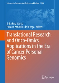 Cover Translational Research and Onco-Omics Applications in the Era of Cancer Personal Genomics