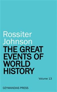 Cover The Great Events of World History - Volume 13