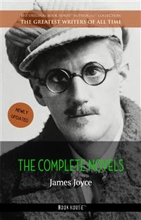 Cover James Joyce: The Complete Novels