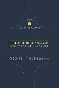 Cover Philosophical Analysis in the Twentieth Century, Volume 2