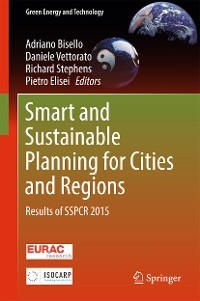 Cover Smart and Sustainable Planning for Cities and Regions