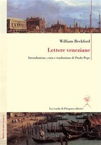 Cover Lettere veneziane