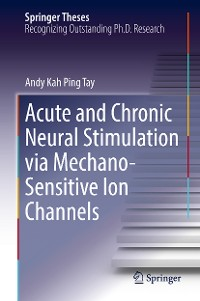 Cover Acute and Chronic Neural Stimulation via Mechano-Sensitive Ion Channels