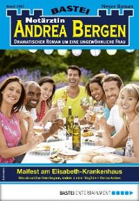 Cover Notärztin Andrea Bergen 1403 - Arztroman