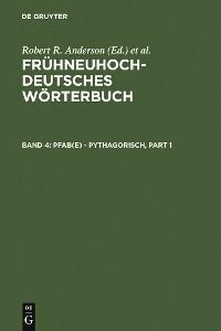 Cover pfab(e) - pythagorisch