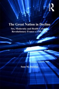 Cover Great Nation in Decline