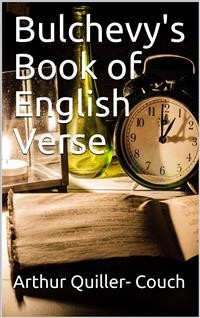 Cover Bulchevy's Book of English Verse