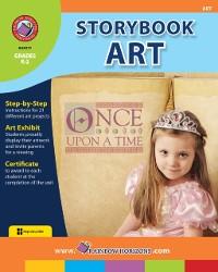 Cover Storybook Art Gr. K-2