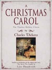 Cover A Christmas Carol