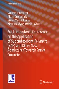 Cover 3rd International Conference on the Application of Superabsorbent Polymers (SAP) and Other New Admixtures Towards Smart Concrete