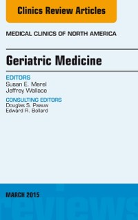 Cover Geriatric Medicine, An Issue of Medical Clinics of North America
