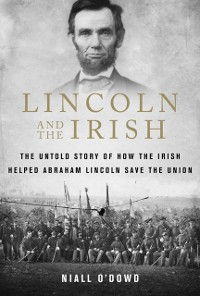 Cover Lincoln and the Irish