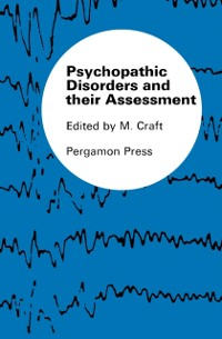 Cover Psychopathic Disorders and Their Assessment