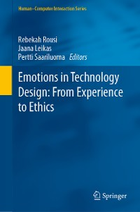 Cover Emotions in Technology Design: From Experience to Ethics