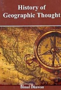 Cover History Of Geographic Thought