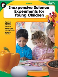 Cover Inexpensive Science Experiments for Young Children, Grades PK - K