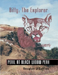 """Cover Billy: The Explorer """"Peril At Black Widow Peak"""""""