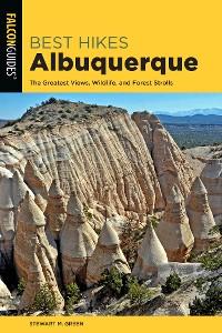 Cover Best Hikes Albuquerque