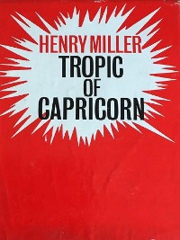 Cover Tropic of Capricorn