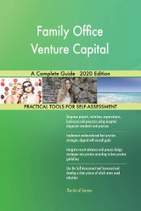 Cover Family Office Venture Capital A Complete Guide - 2020 Edition