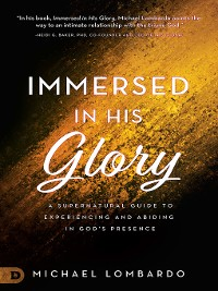 Cover Immersed in His Glory