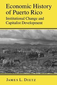 Cover Economic History of Puerto Rico